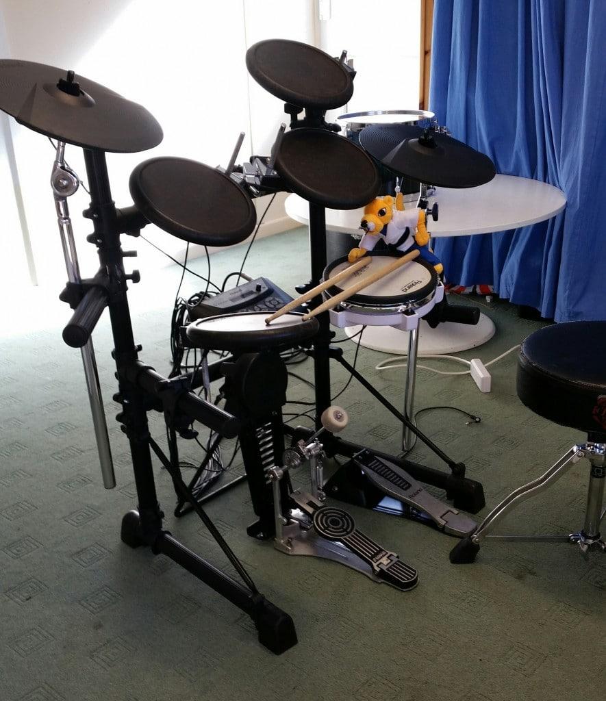 Master LP Drumming