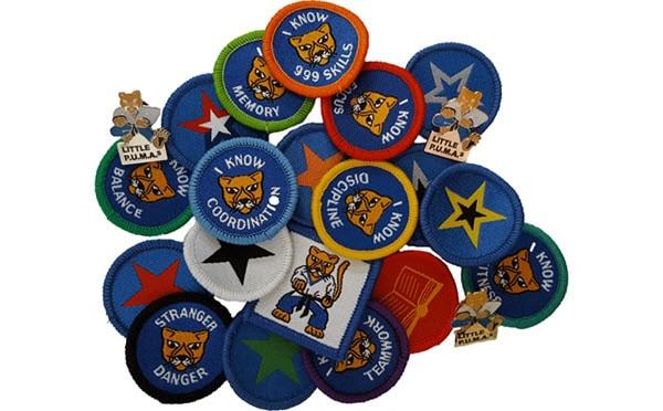 LP Badges All