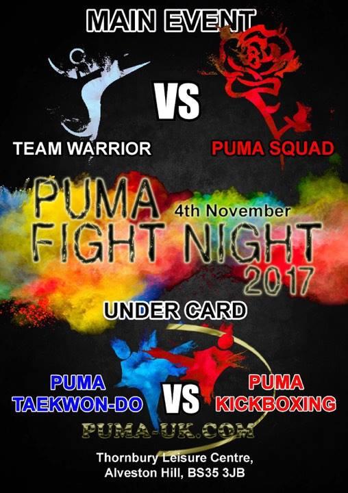 Fight Night 2017 Poster