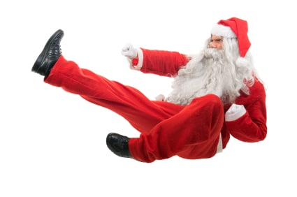Xmas TKD Lessons, Party and Adult Meal