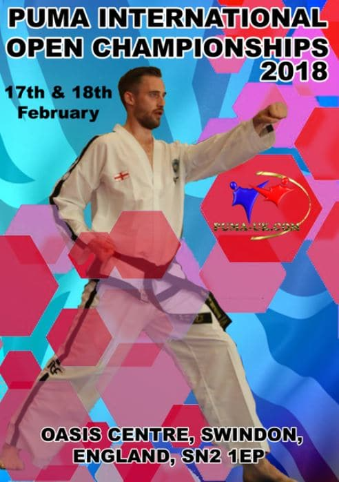 PUMA Open 2018 Poster