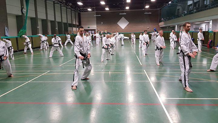 PUMA Red and Black Belt Training