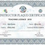 ITF Teaching Plaque 2018