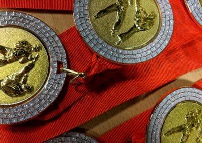 PUMA Junior Champs 2018 Medals