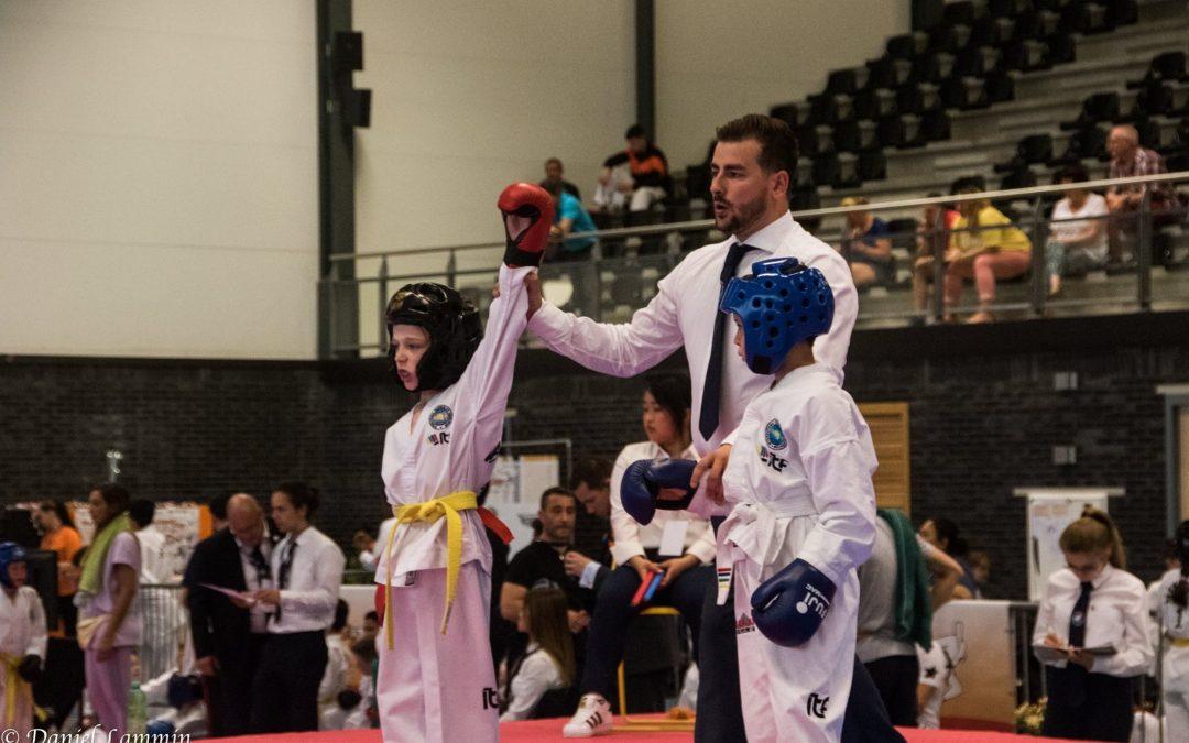 Taekwondo Events for 2019