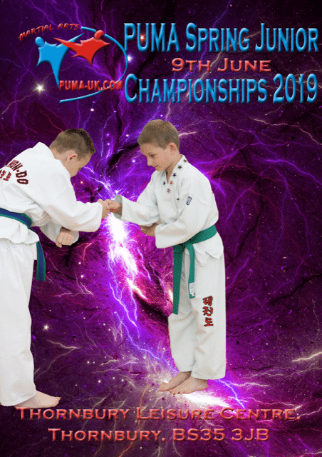 PUMA Junior Champs June 19