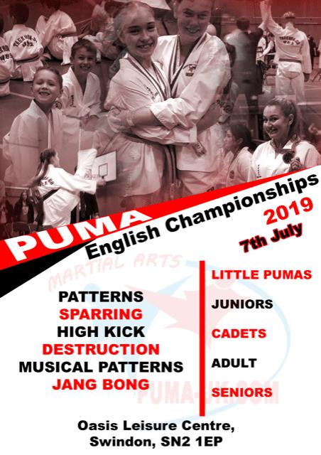 English Champs 2019 Poster