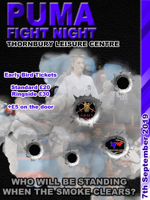 PUMA Fight Night Sept 19