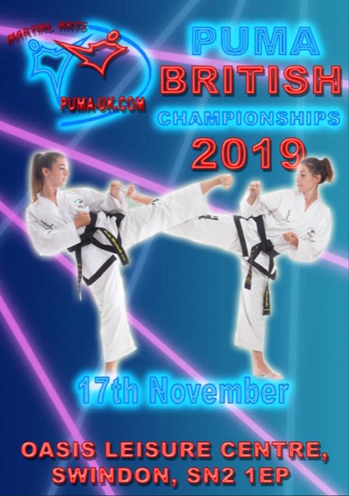 PUMA British Championships 2019