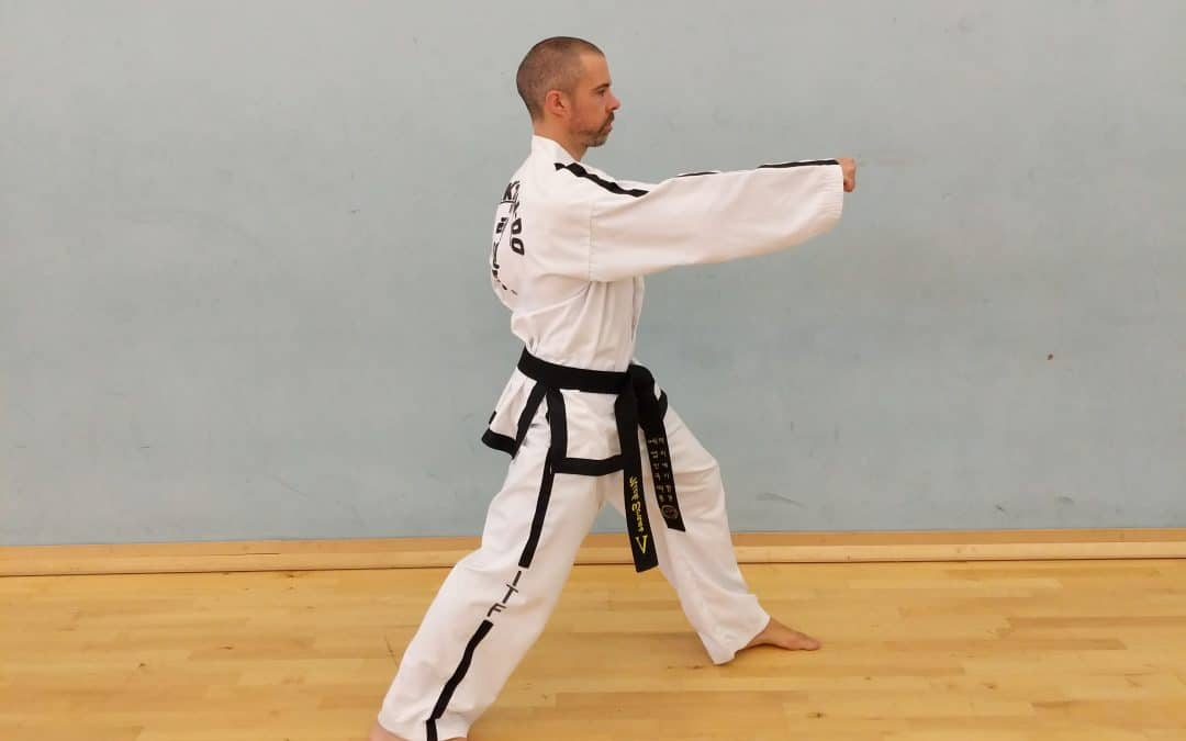 Self-Belief and Discipline – Why learning Stances is so Important
