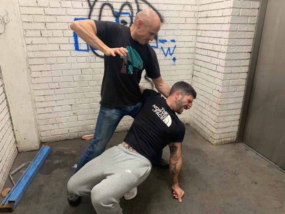 Self Defence move