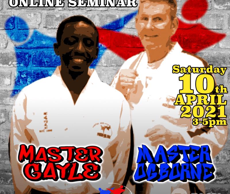 PUMA Masters Seminar – Online