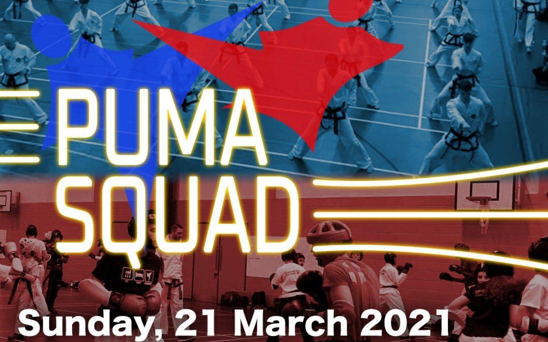 PUMA Squad 21/3 Review